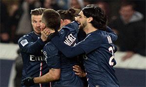 Paris Saint-Germain 1-0 Montpellier