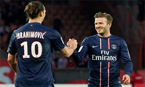 Paris Saint-Germain 2-1 Nancy