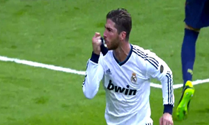 Real Madrid 2-1 Barcelona