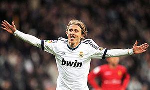 Real Madrid 5-2 Mallorca