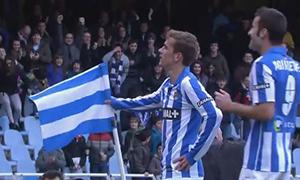 Real Sociedad 4-1 Valladolid