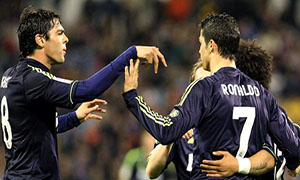 Real Zaragoza 1-1 Real Madrid