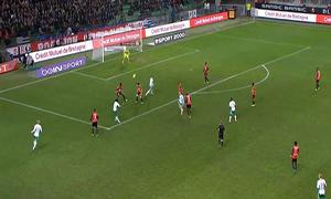 Rennes 2-2 Saint-Etienne
