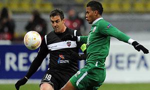Rubin Kazan 2-0 Levante