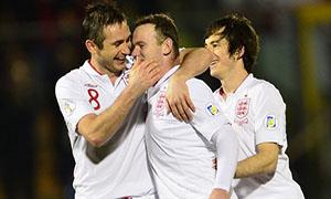 San Marino 0-8 England