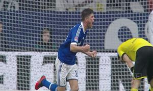 Schalke 2-1 Borussia Dortmund