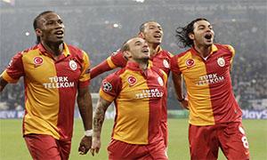 Schalke 2-3 Galatasaray