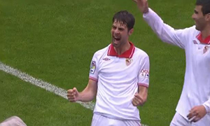 Sevilla 4-0 Real Zaragoza