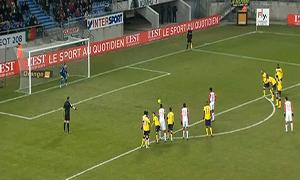 Sochaux 1-2 Nancy