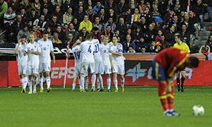 Spain 1-1 Finland