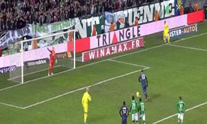 Saint-Etienne 2-2 Paris Saint-Germain