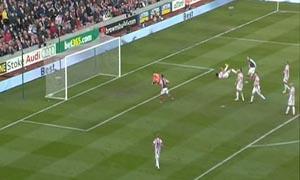 Stoke City 0-1 West Ham United