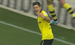 Stuttgart 1-2 Borussia Dortmund