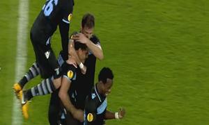 Stuttgart 0-2 Lazio