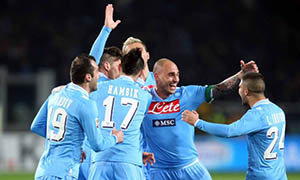 Torino 3-5 Napoli