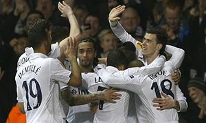 Tottenham Hotspur 3-0 Inter