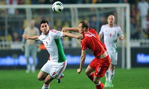 Turkey 1-1 Hungary
