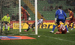 Udinese 1-1 AS Roma