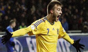 Ukraine 2-1 Moldova