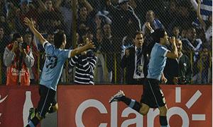Uruguay 1-1 Paraguay