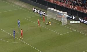 Valenciennes 3-4 Bastia