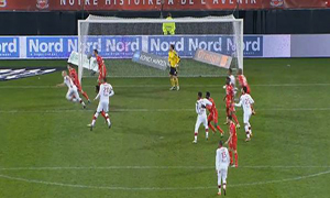 Valenciennes 1-3 Lille