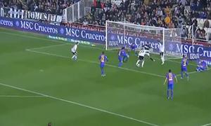 Valencia 2-2 Levante