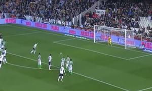 Valencia 3-0 Real Betis