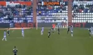 Valladolid 1-1 Malaga