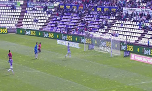 Valladolid 1-3 Osasuna
