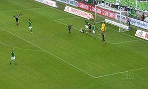 Werder Bremen 0-1 Augsburg