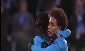 Zenit 1-0 Basel