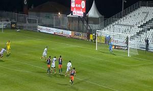 Ajaccio 2-1 Montpellier