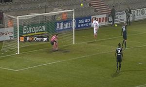 Ajaccio 1-1 Nancy