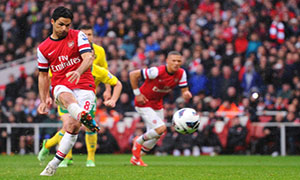Arsenal 3-1 Norwich City