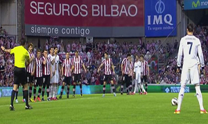 Athletic Bilbao 0-3 Real Madrid