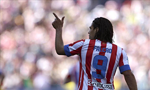 Atletico Madrid 5-0 Granada