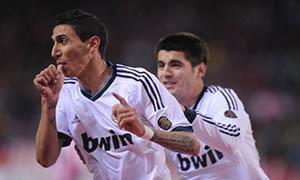Atletico Madrid 1-2 Real Madrid