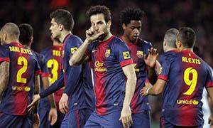 Barcelona 5-0 Mallorca