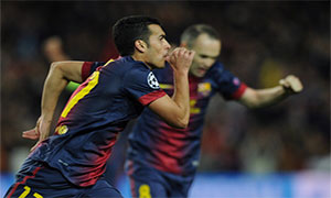 Barcelona 1-1 Paris Saint-Germain