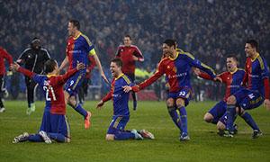 Basel 2-2 (4-1) Tottenham Hotspur