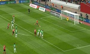 Bayer Leverkusen 1-0 Werder Bremen