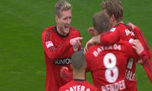 Bayer Leverkusen 1-1 Wolfsburg