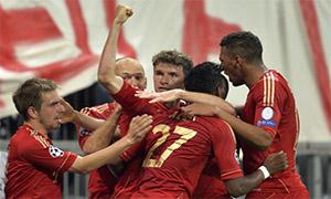 Bayern Munich 4-0 Barcelona