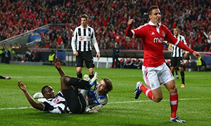 Benfica 3-1 Newcastle United