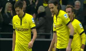 Borussia Dortmund4-2 Augsburg
