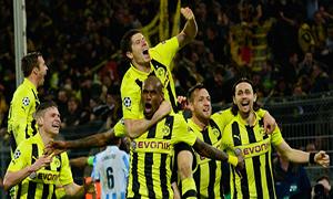 Borussia Dortmund 3-2 Malaga