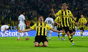 Borussia Dortmund4-1 Real Madrid