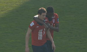 Brest 1-2 Lille