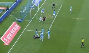 Celta Vigo 0-2 Rayo Vallecano